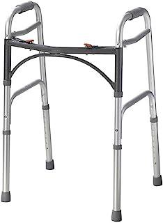 NRS Healthcare 轻质高度可调节折叠步行框架