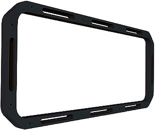 Garmin RV-FS22SPB,融合,扁平音箱 22 毫米间隔器,黑色 (010-12589-00)