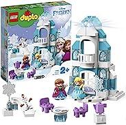 LEGO 乐高 Duplo 得宝系列 冰雪奇缘 闪闪!冰雪奇缘城堡 10899