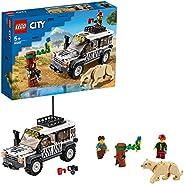 LEGO 乐高 City 城市系列 狩猎者越野 60267