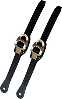 LVOERTUIG 替换滑板带,2 套/包溜冰鞋带扣带皮带运动通用配件,适合男士、女士和儿童