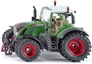 SIKU 3255,Fendt 724 Vario 拖拉机,1:32,金属/塑料,*,轴转弯和离合器