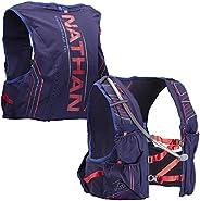Nathan 男式水壶包/跑步背心 - VaporKrar 2.0-12 升容量,1.6 升水囊,水壶背包 - 跑步,马拉松,徒步,户外,骑行等