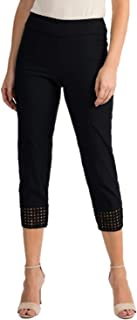 Joseph Ribkoff 黑色裤子 201437-2020 春季系列