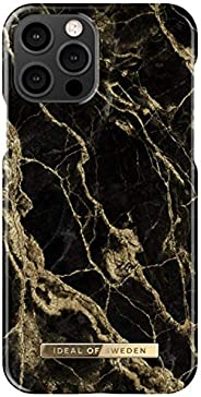 iDeal of Sweden Back Cover 兼容iPhone 12,iPhone 12 Pro - 金色