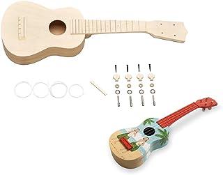 SUZUKI 铃木 手绘乐器系列 尤克里里套装 UKK-2