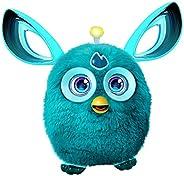 Furby 链接毛绒玩具,蓝绿色