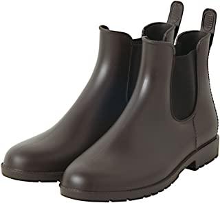 Wpc. 松紧带雨靴 ブラウン RB-7006 Large RB-7006