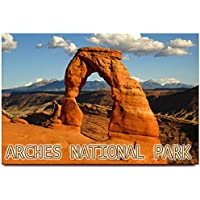 Arches National Park 冰箱磁体犹他旅行纪念品