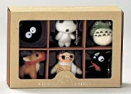 吉卜力工作室 吉卜力收藏组合 吉卜力多 带有球链的吉祥物 高9cm