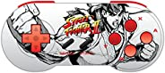 Retro-Bit Street Fighter SNES & USB 双链路控制器,适用于PC、Mac - Super
