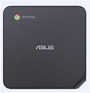 ASUS 华硕 CHROMEBOX4-GC004UN 迷你台式电脑(Intel 英特尔 Celeron 5205U 集成英特尔高清显卡 4GB DDR4 内存 32GB 闪存 Chrome OS) 黑色