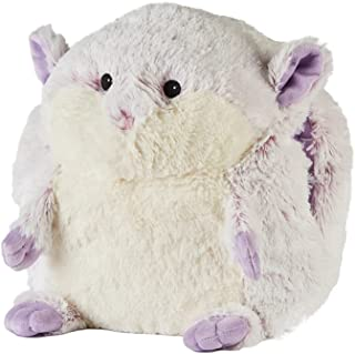 Warmies HW-HAM-1 可加热柔软玩具,淡紫色