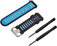 Garmin Forerunner 920XT 替换腕带(黑色/蓝色)
