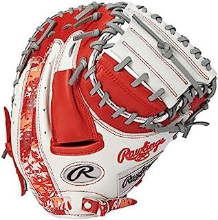Rawlings 棒球用 成人用 手套 软式 HOH® HACKS CAMO [捕手用] 中号33.0 英寸 GR1HO2AF