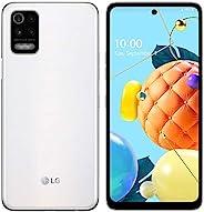"""LG K62(128GB,4GB)6.6"""" HD+,48MP 四摄像头,4000mAh 电池,Helio P35,双 SIM GSM 解锁美国 4G LTE(T-Mobile,AT&T,Metro)国际"""