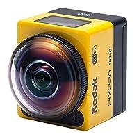 KODAK 柯達 PIXPRO SP360 全景運動相機,帶有Explorer附件包