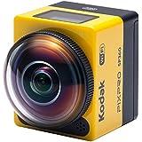 KODAK 柯达 PIXPRO SP360 全景运动相机,带有Explorer附件包
