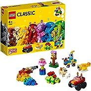 LEGO 乐高 经典创意系列 11002 *玩具 积木玩具 女孩 男孩
