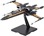 Bandai Hobby Poe's Boosted X-Wing Bandai 星球大战1/72 塑料模型 Hobby