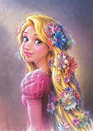 拼图游戏 魔发奇缘 长发公主闪亮的秀发 2000片 (73x102厘米) D-2000-633