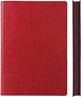 Daycraft 德格夫 旗舰系列笔记本 - A5, 红色