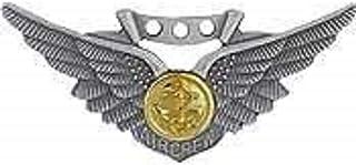 USN - 官方*原创艺术品,专业设计,PIN COMBAT AIRCREW 均码 VIKP16096