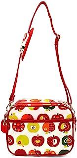 幼儿园书包 挂肩式 幼儿园包 幼儿园包 时尚苹果的秘密(象牙色) N0516400