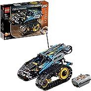 LEGO 乐高 Technic 玩具 RC 特技赛车手 42095 适用于男孩