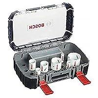 Bosch 2608580872 通用孔锯套装,0 V,黑色/灰色,10 件套