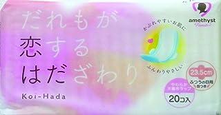 卫生巾 卫生巾 恋爱 20片装 (普通日用23.5cm・带护翼)