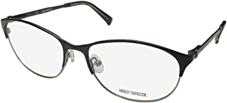 Harley-Davidson Hd 516 女士/女士猫眼全边缘柔性铰链简单优雅时尚眼镜/眼镜