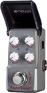 JOYO Raptor Flanger 迷你踏板 适用于电吉他效果真正旁路铁人系列 JF-327