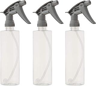 Chemical Guys ACC_121.16HD3 ACC_121.16HD-3PK耐化学腐蚀的重型瓶子 喷雾器(16盎司/约0.47升)(3件)
