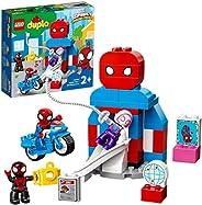 LEGO 乐高 DUPLO 得宝系列 蜘蛛侠的秘密小子 10940