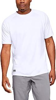 Under Armour 男士 Tech Polo 短袖 T 恤,(黑色),L 码