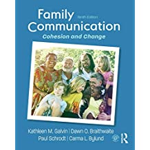 Family Communication: Cohesion and Change (English Edition)