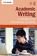 Academic Writing: A Handbook for International Students (English Edition)