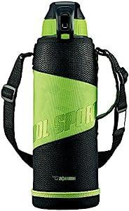 ZOJIRUSHI 象印 水瓶 直饮 运动款式 不锈钢保冷瓶 SD-FA *黑色 1.5L SD-FA15-BG