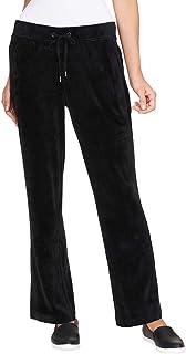 Gloria Vanderbilt 女士 Jemma 超软丝绒裤子