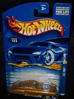 #2002-123 邪恶双金马来西亚收藏版汽车 Mattel Hot Wheels