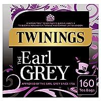 Twinings Earl Grey 茶包,160 個茶袋(3 個裝,共 480 個茶袋)