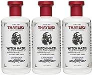 Thayer's:带有芦荟的巫毒,薰衣草爽肤水 12 盎司