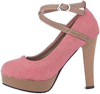 Petitepeds - 女式小脚鞋 - *女士小脚 - 尺寸 33 - 楔子 - 高跟鞋 - 粉色 - 正装 - Zapatos