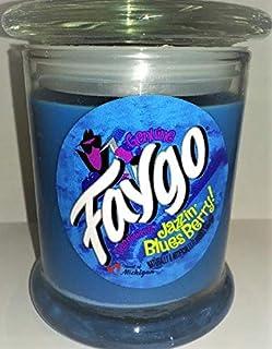 Faygo 12 盎司(约 340.2 克)原装爵士蓝莓香味蜡烛苏打