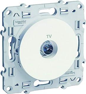 Schneider Electric Odace SC5S52A445 电视插座 白色