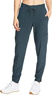 C9 Champion 女士梭织训练裤,Trekking Gray,Medium