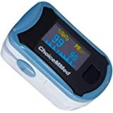 手指脉冲血氧仪,心率和SpO2,OLED显示(指脉冲血氧计MD300C29)