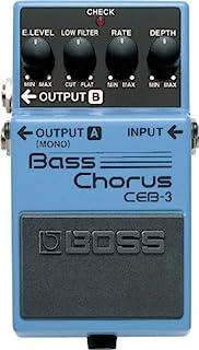 BOSS CEB-3 低音合唱踏板,小巧合唱踏板