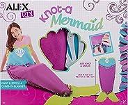 Alex DIY Knot-A-Mermaid 新奇儿童艺术和手工活动